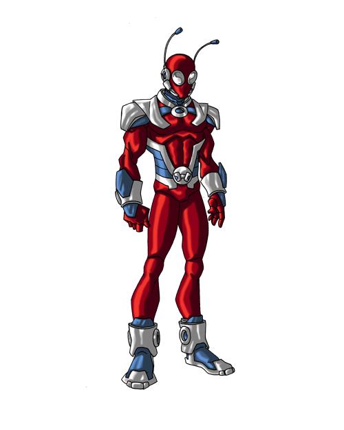 ant man avengers - photo #9